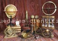 experto en antigüedades náuticas y científicas españa
