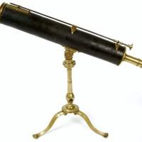 Telescopio frances s.XVIII