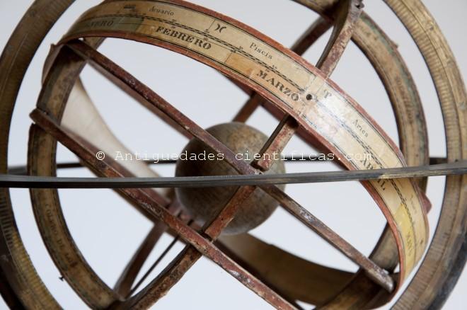 esfera-armilar-española