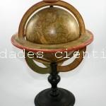 Globo celeste Delamarche c.1800