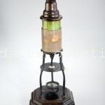 Microscopio S.XVIII