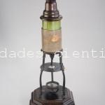 Microscopio compuesto Matthew Loft S.XVIII