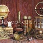 Antiguedades cientificas y nauticas