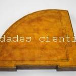 Cuadrante astrolabio (trasera)