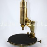 microscopio Nachet