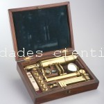 microscopio siglo XVIII
