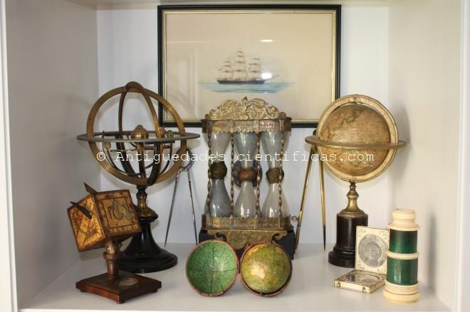 globos-antiguos-esferas-armilares-reloj-sol-antiguo